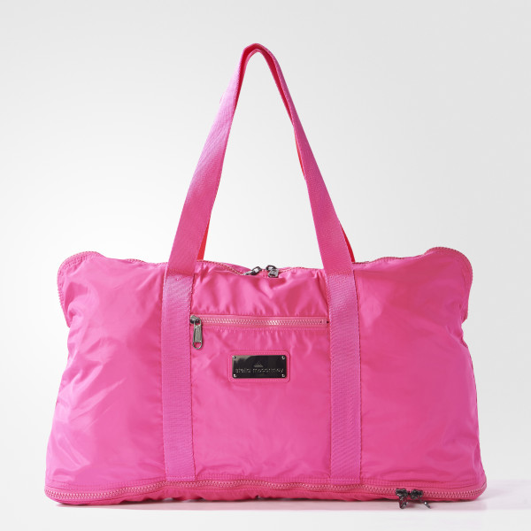 Yoga Bag Shock Pink Ruby Red Gunmetal Bq1025