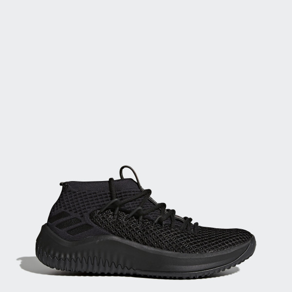 sports shoes 3a569 bd0f4 adidas Dame 4 Shoes - Black  adidas Belgium