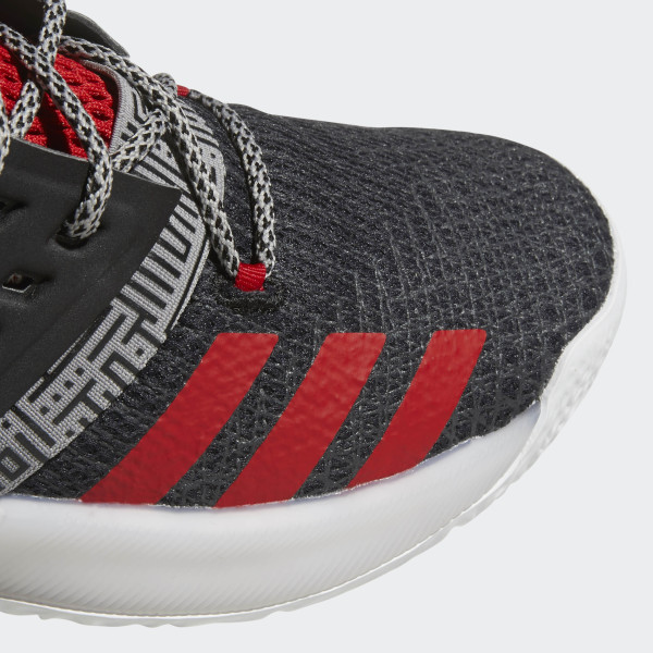 232d020f1340 ... Harden Vol. 2 Shoes Core Black Multi Solid Grey Scarlet AH2123 colorful  and fashion forward ...