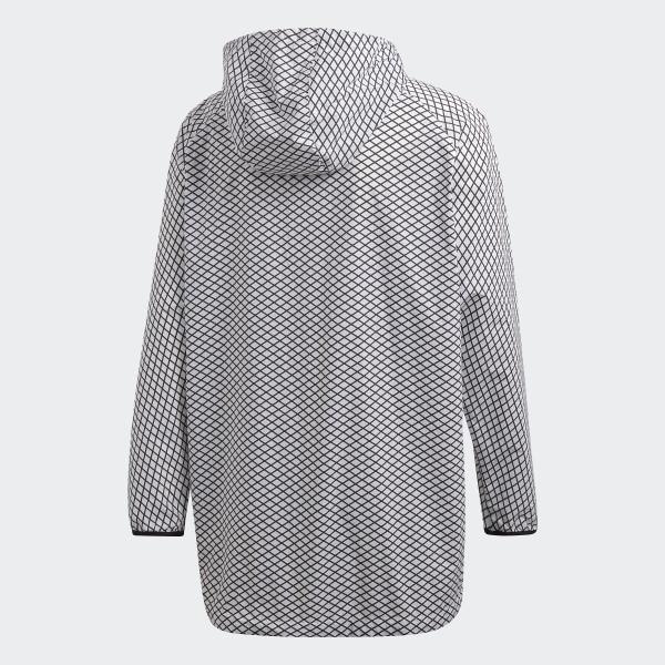 090f6086bee5 adidas PLGN Windbreaker - Grey   adidas Finland