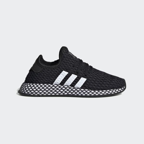 Deerupt Runner Schuh Core Black   Ftwr White   Grey Five DU0850 5b6e4ed62a