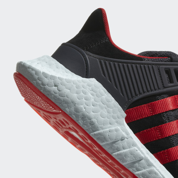 best sneakers a112b 2a541 EQT Support 9317 Yuanxiao Shoes CarbonCore BlackScarlet DB2571
