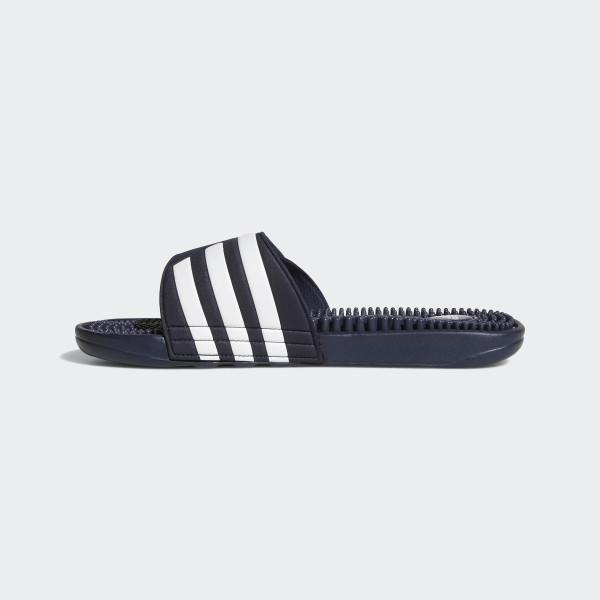 adidas adissage slides blue adidas us