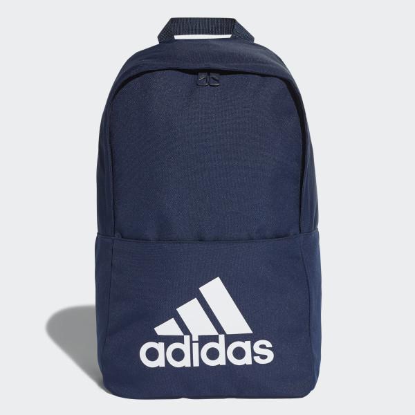 adidas Classic Backpack - Blue  dfa8a2d213fce
