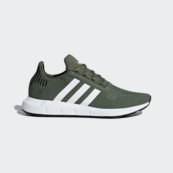 Swift Run Shoes Green AQ0866