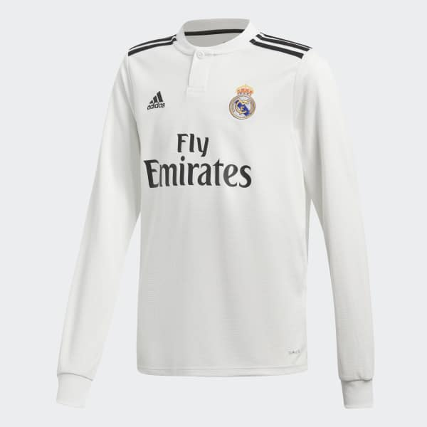 Real Madrid Home Jersey White CG0546