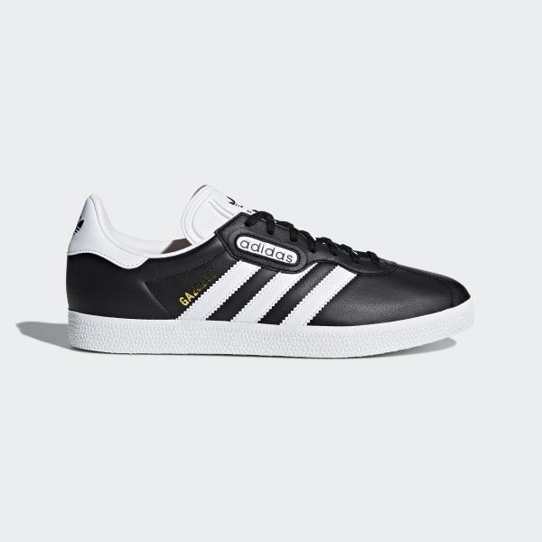Sapatos World Cup Gazelle Super Essential Preto CQ2794