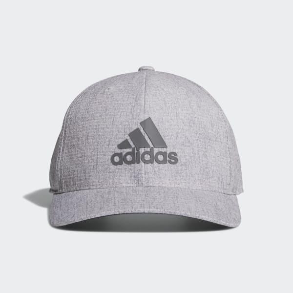 Heathered Snapback Hat Grey CW0835
