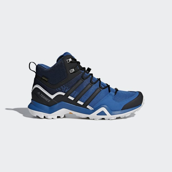 Terrex Swift R2 Mid GTX Shoes Blue CQ1876