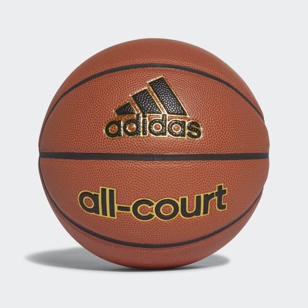 All-Court Prep Ball orange X35859
