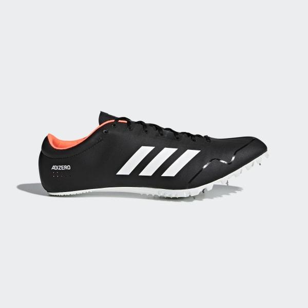Zapatilla de clavos Adizero Prime Sprint Negro CG3839