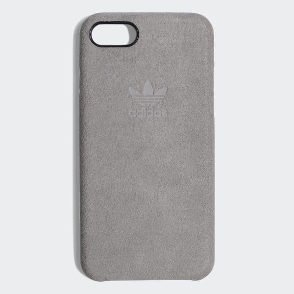 Ultrasuede Slim Case iPhone 8 zwart CK6192