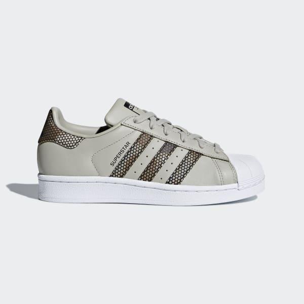 Superstar Schoenen grijs CQ2691