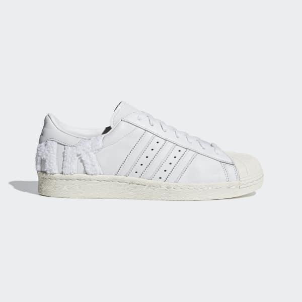 Tenis Superstar 80s Blanco B37995