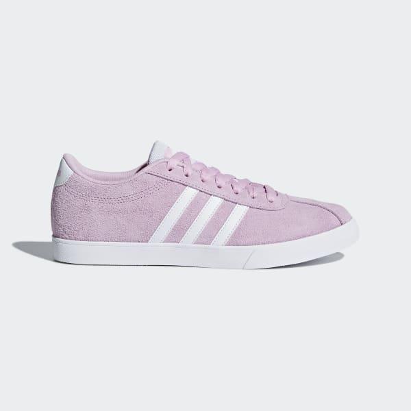 Buty Courtset Różowy DB0146