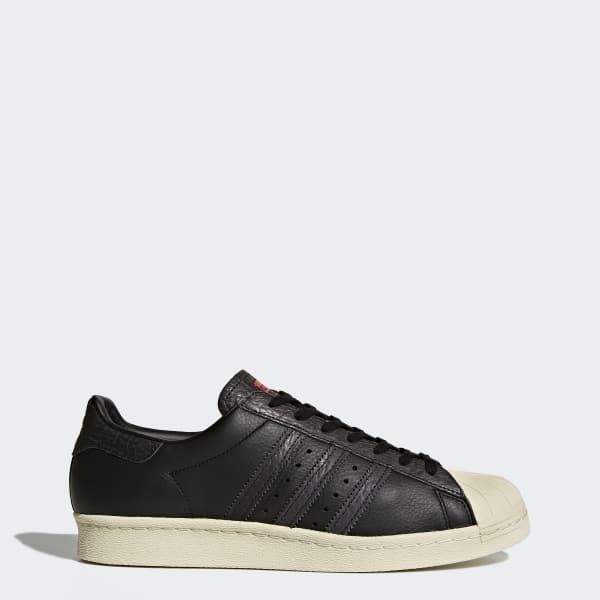 Chaussure Superstar 80s noir BZ0140