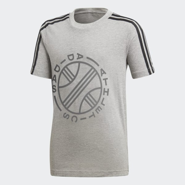 Camiseta ID Graphic Gris DJ1636