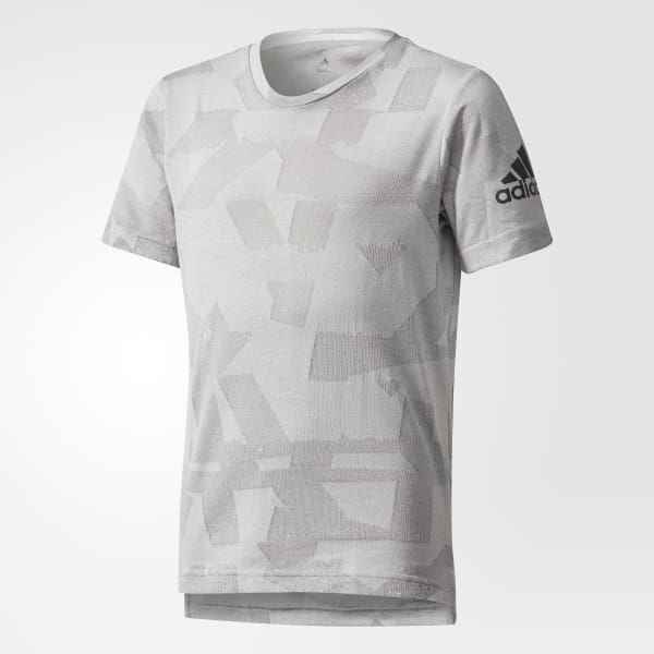 T-shirt Engineered Training Grigio CD8896