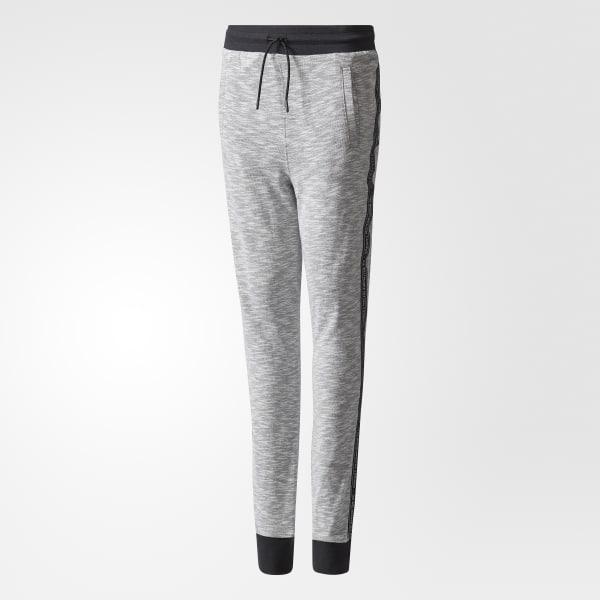 Pantaloni Tapered Grigio BQ8350