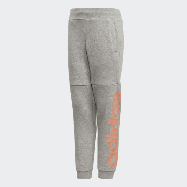 Pantaloni da allenamento Linear Grigio CF6625