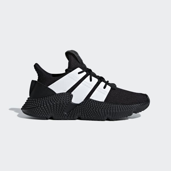 Prophere Shoes Black B41889