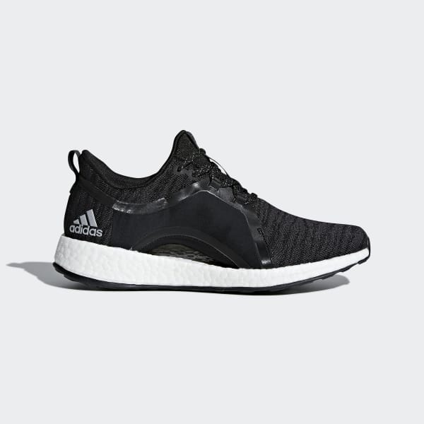 Pureboost X Shoes Black BY8928