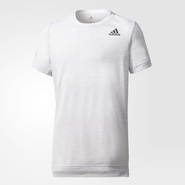 Training Gradient T-Shirt weiß CE5845