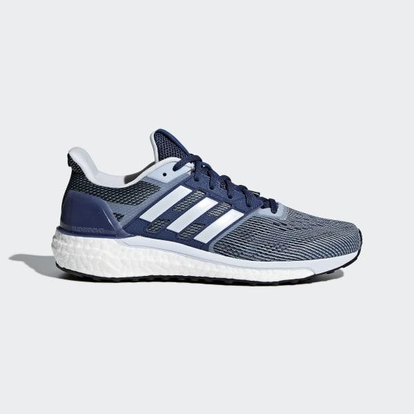 Supernova Shoes Blue CG4039