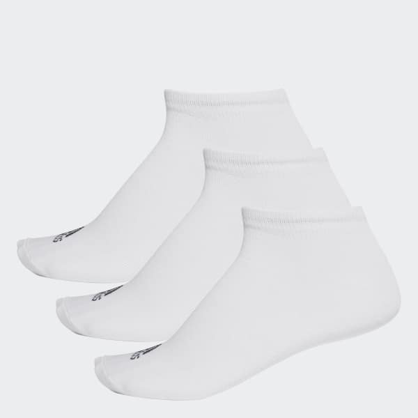 Performance Thin Sneakersocken, 3 Paar weiß AA2311