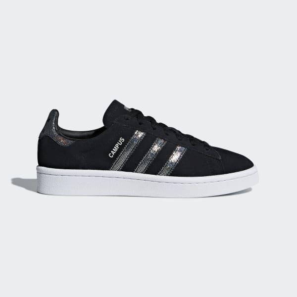 Campus Shoes Black CQ2949