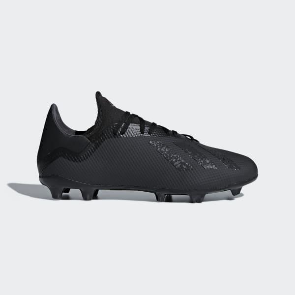 X 18.3 Firm Ground Voetbalschoenen zwart DB2185