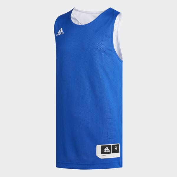 Camiseta Reversible Crazy Explosive Azul CD8628