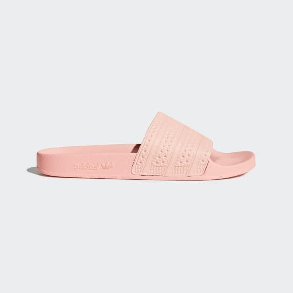 adilette Slides Pink BA7538