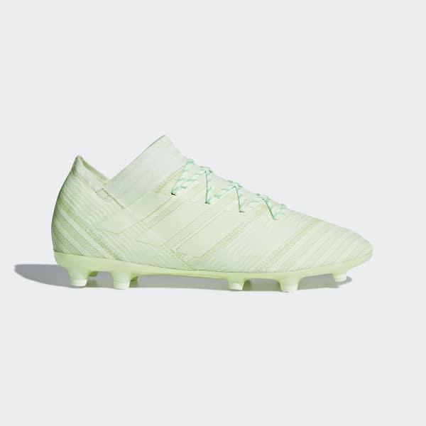 Scarpe da calcio Nemeziz 17.2 Firm Ground Verde CP8973