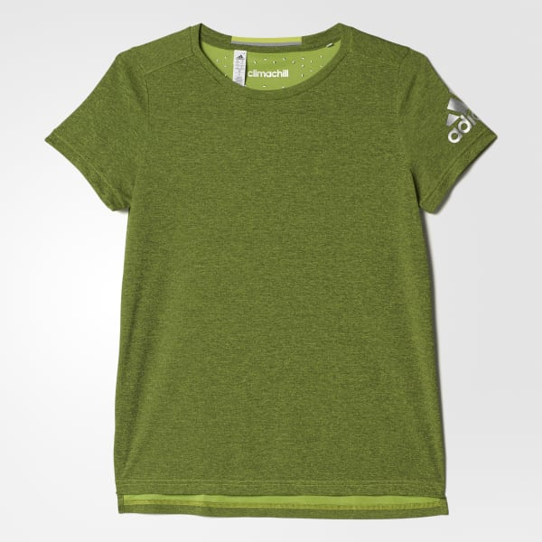 Climachill T-Shirt grün AI0877