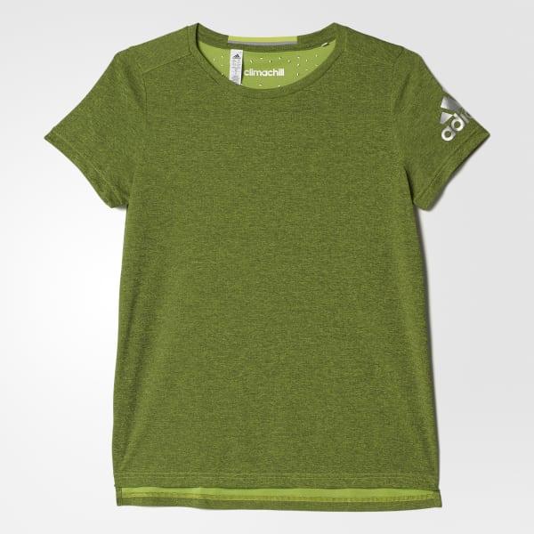 Climachill Tee Green AI0877