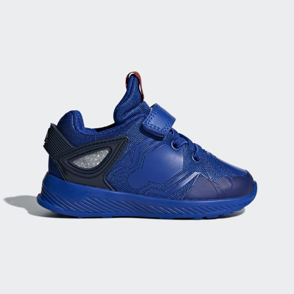 RapidaRun Spider-Man Shoes Blue AH2461