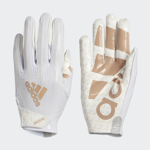Adizero 5-Star 7.0 Emoji Goat Gloves White CJ9097