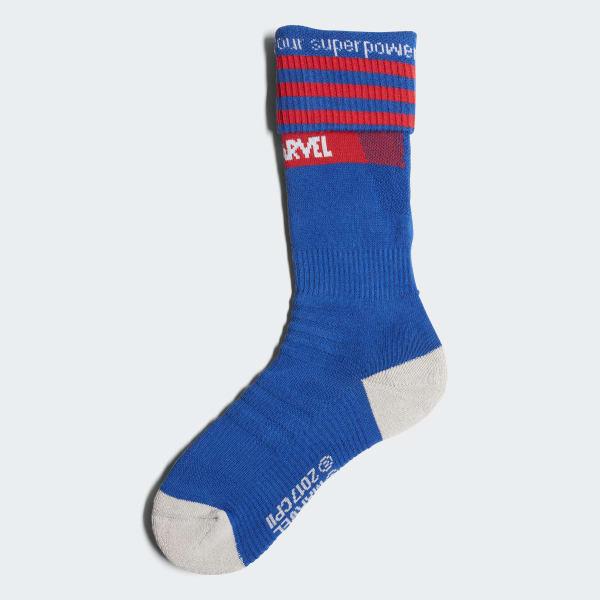 Marvel Avengers Sokken blauw DJ2253