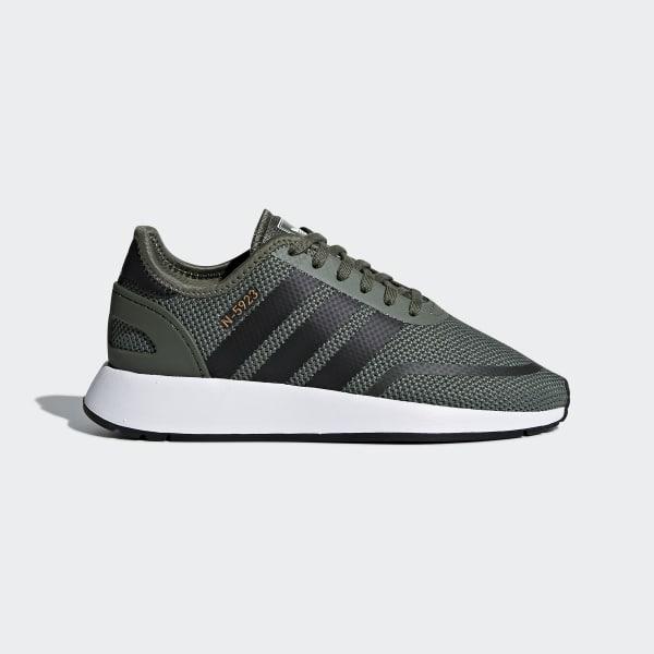 N-5923 Shoes Green B37146