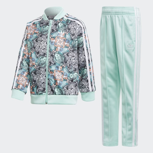 Zoo SST Track Suit Multicolour D98881