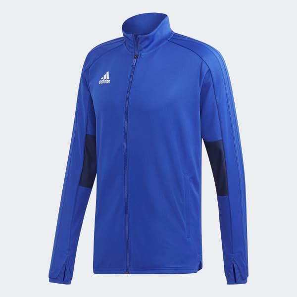 Veste d'entraînement Condivo 18 bleu ED5919