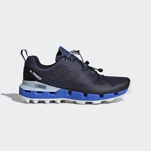 Terrex Fast GTX Surround Shoes Blue B27909