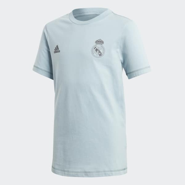 Real Madrid T-Shirt blau CV6189