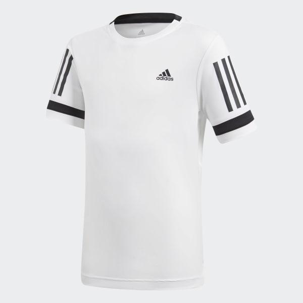 T-shirt 3-Stripes Club Bianco CV5894