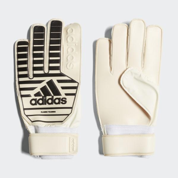 Classic Training Handschuhe weiß CW5618