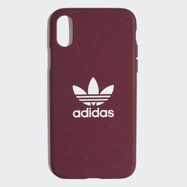 Fabric Snap Case iPhone X rood CK6150