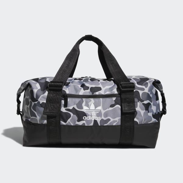 Weekender Duffel Bag Grey CJ6719