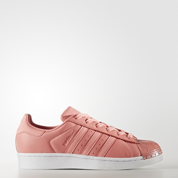 Chaussure Superstar 80s rose BY9750