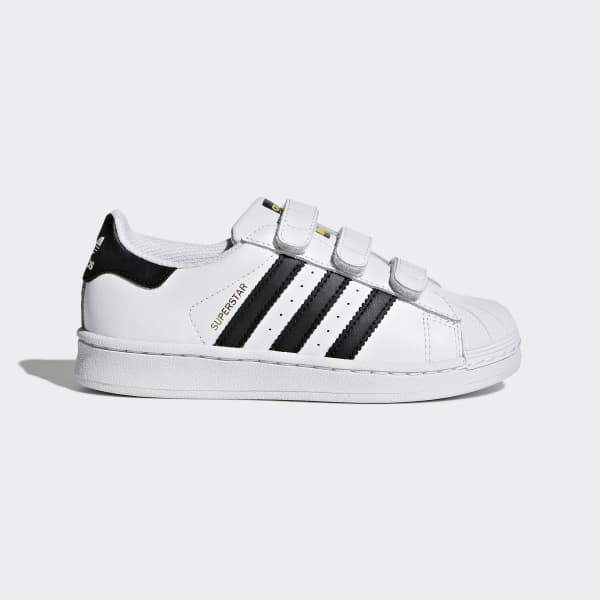 Superstar Foundation Shoes White B26070